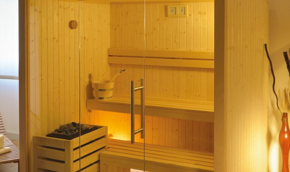 Smart Level - sauna finlandese Grandform