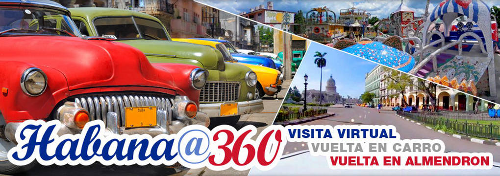 La Havana video 360